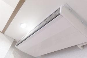 Klimaanlage Deckenunterbau