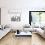 Klimaanlage - modernes Wandgerät