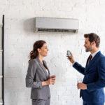 Büri und Klimaanlage